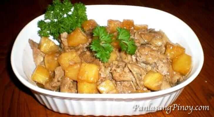 Pork Hamonado Recipe Panlasang Pinoy