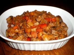 Filipino Food - Menudo