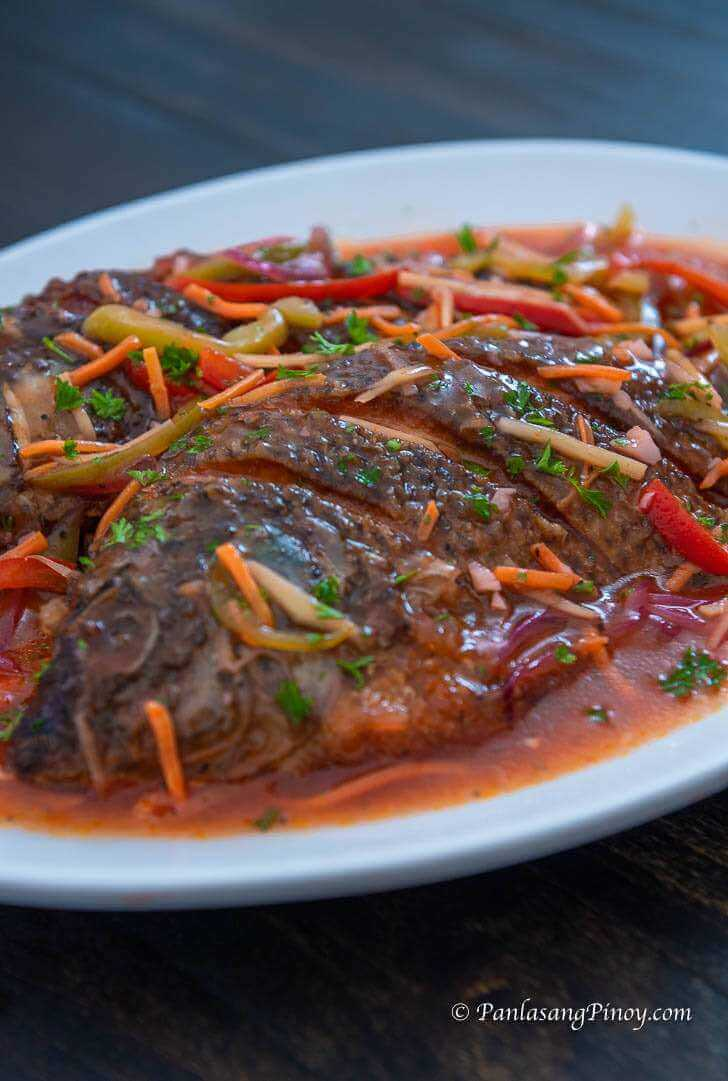 Sweet and Sour Tilapia Recipe