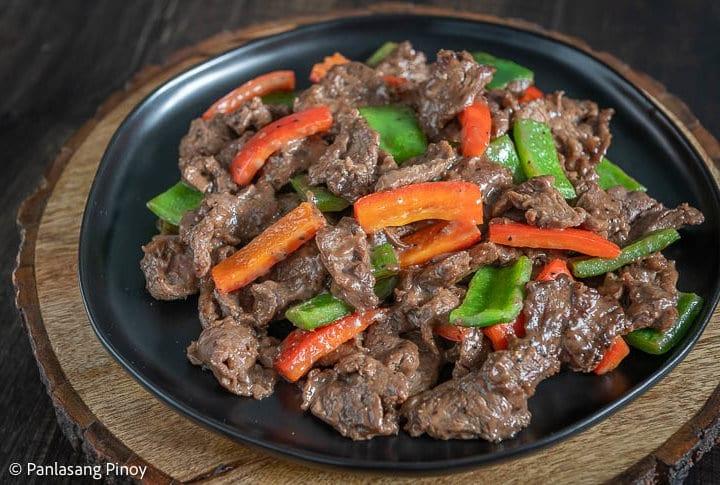 stir fry beef
