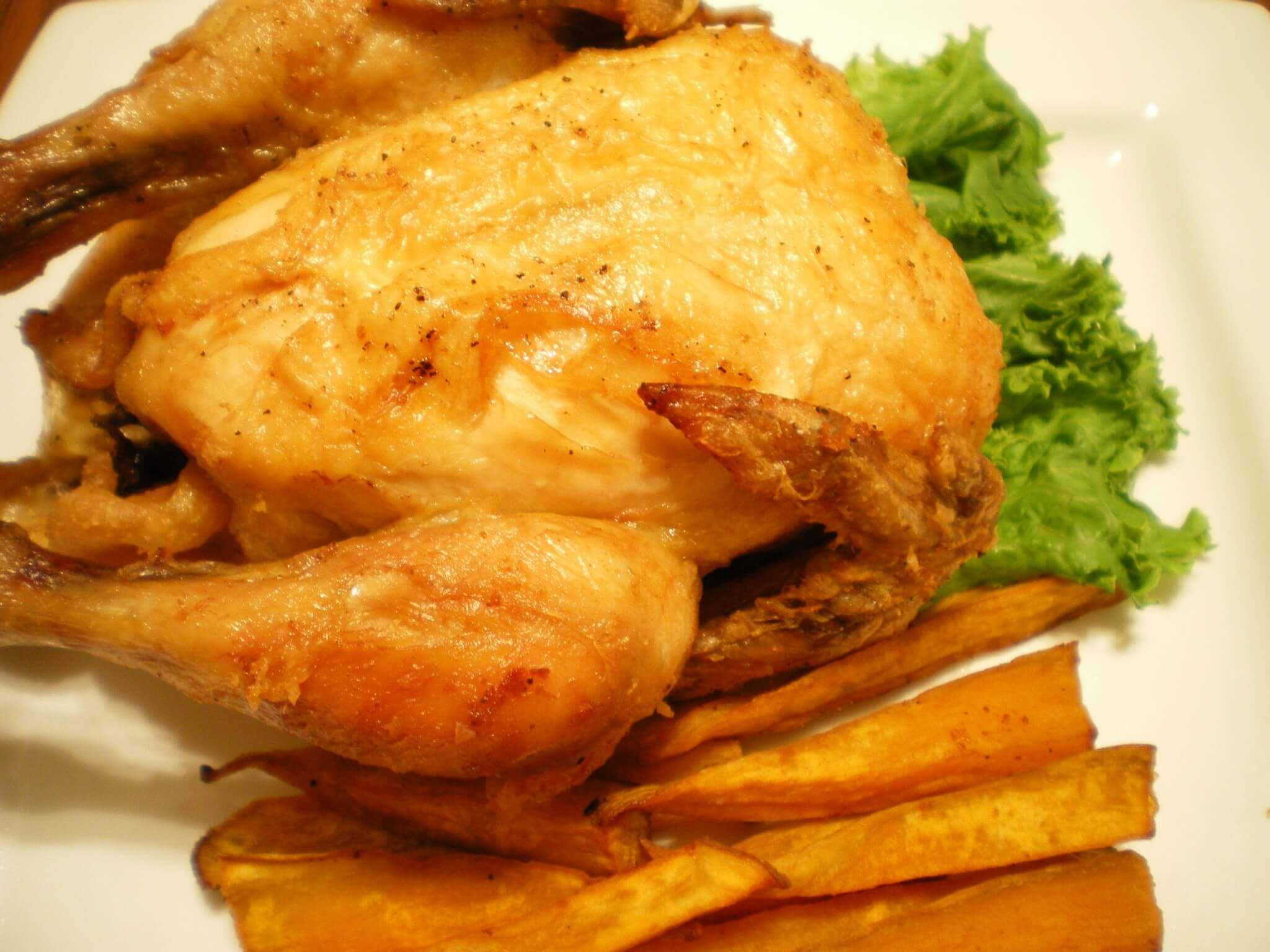Fried Chicken: Recipe By Panlasang Pinoy