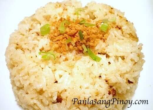 Garlic fried rice ccuart Image collections