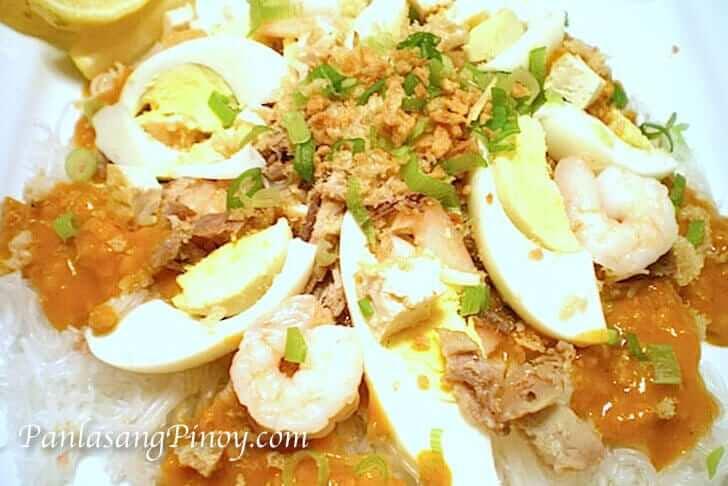 Pancit Palabok Recipe Panlasang Pinoy