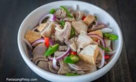 Tokwa't Baboy Recipe