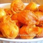 Kwek – Kwek Recipe (Fried Orange Quail Eggs)