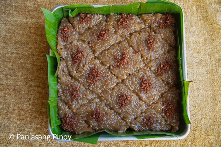 biko recipe panlasang pinoy