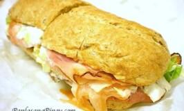 Potbelly's A Wreck Sandwich