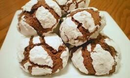 Chocolate Crinkles Recipe