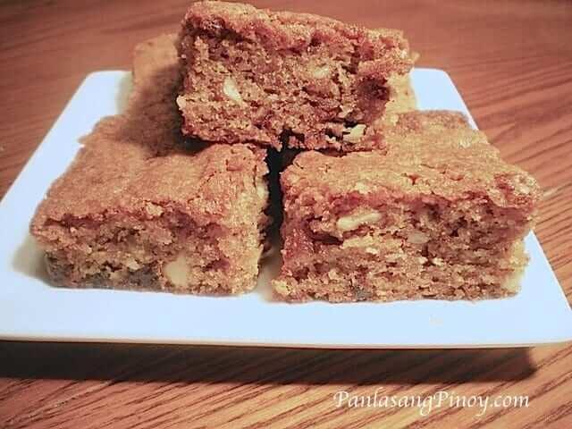 Mocha Chiffon Cake Recipe Panlasang Pinoy