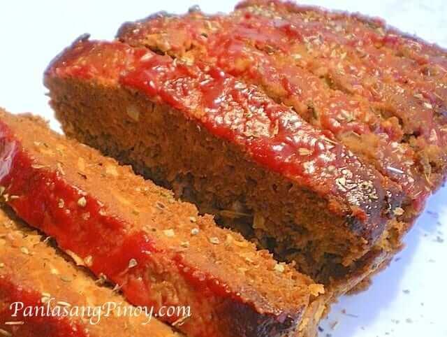 Meatloaf recipes panlasang pinoy meatloaf recipe forumfinder Images