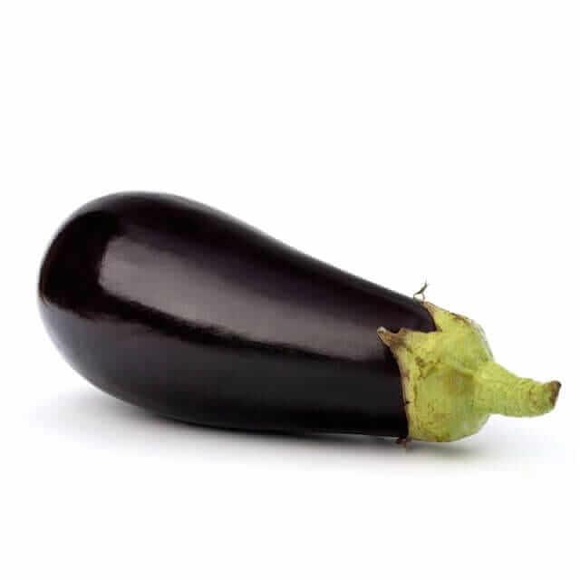 Eggplant Nicotine Content