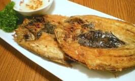Fried Bangus (Milkfish)