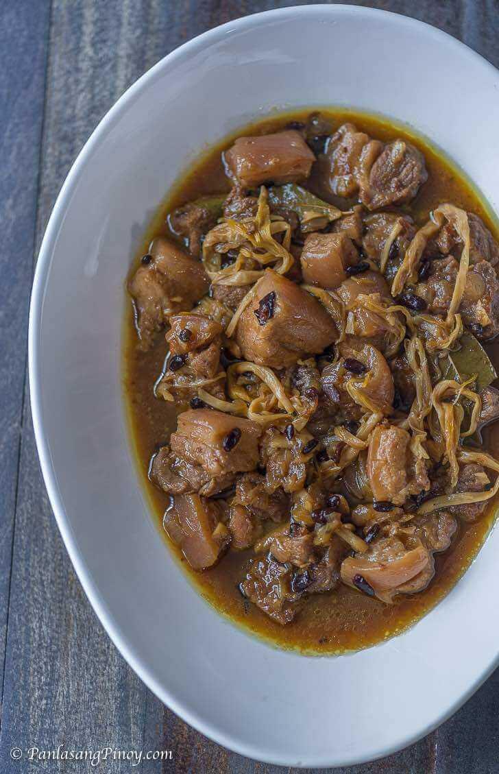 Pork Humba Recipe Filipino