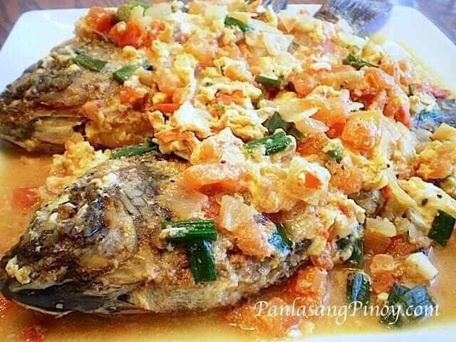 Fish Sarciado