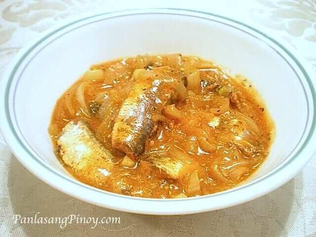 Sardinas Recipes