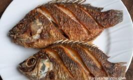 Fried Tilapia Recipe