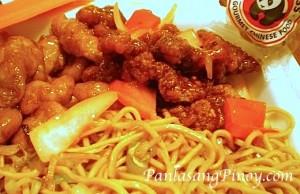 Panda Express Food Review