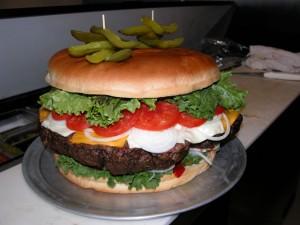 Fatty food