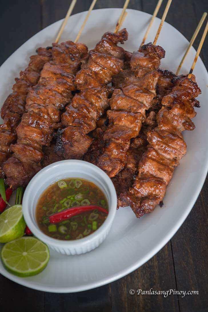 Filipino Pork Barbeque