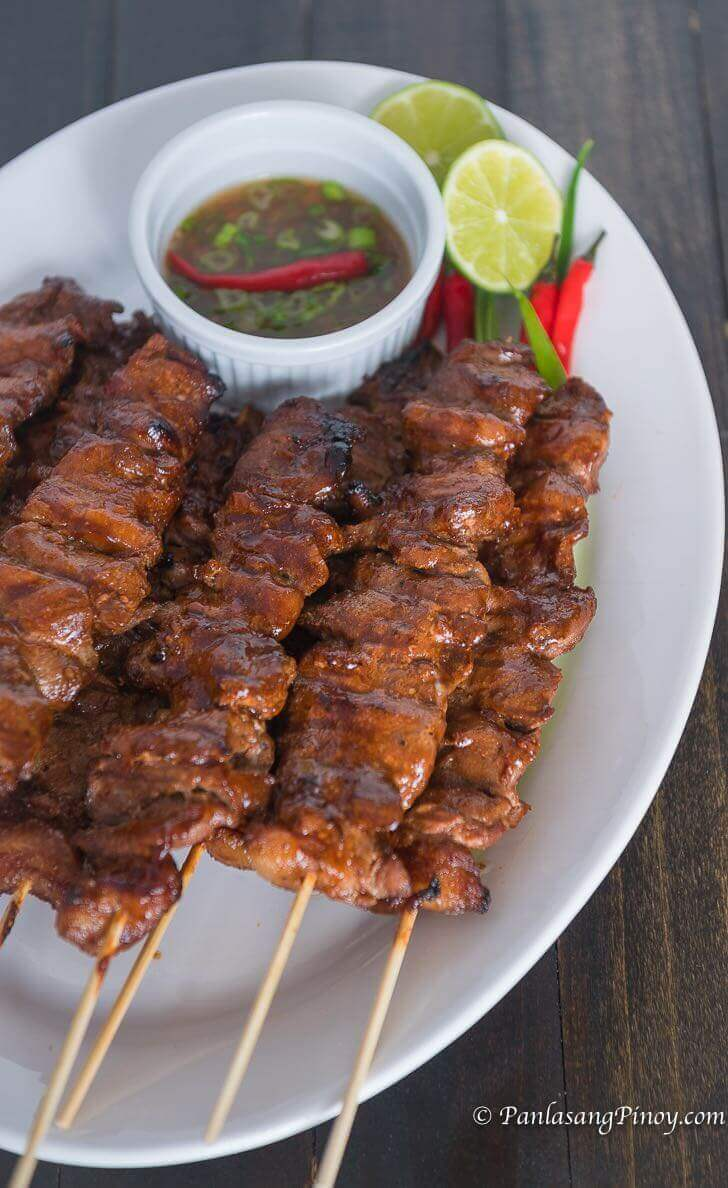 Pinoy Pork Barbecue Recipe