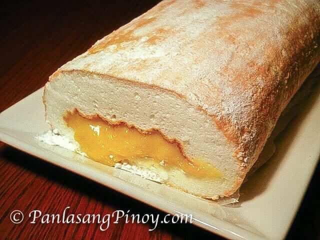 filipino brazo de mercedes egg yolk cake recipe