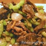 Amapalaya con Carne