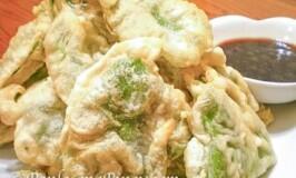 Crispy Spinach Recipe