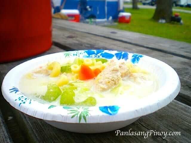 Recipe filipino chicken soup