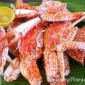 halabos na alimasag crab recipe