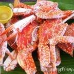 Halabos na Alimasag Recipe