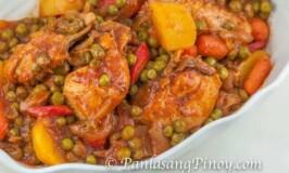 Chicken Afritada Recipe