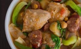 Chicken Pochero