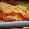 Lasagna in Bechamel Sauce
