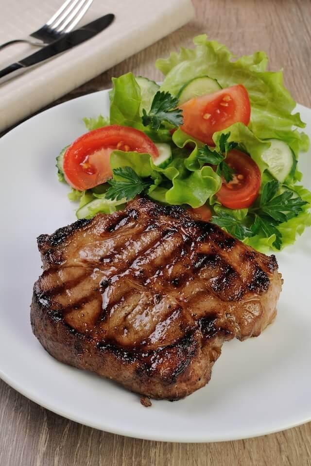Recipes for Diabetics - Pork Chop