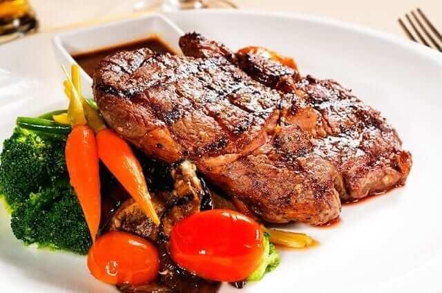 Recipes for Diabetics - Steak