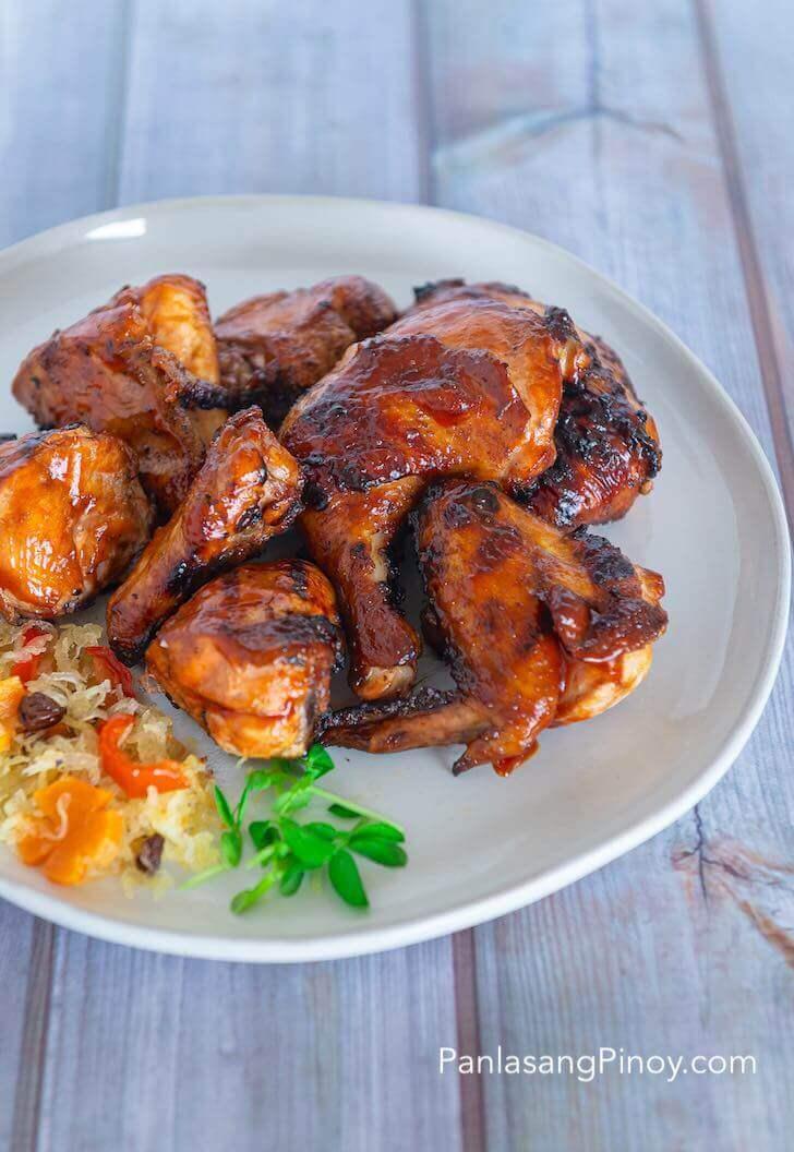 Chicken Barbecue Recipe Filipino