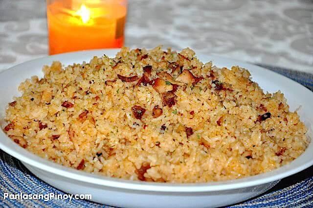 chicken barbecue fried rice recipe
