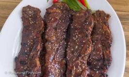 Galbi Recipe