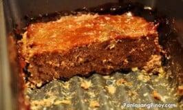 An Improved Meatloaf Recipe
