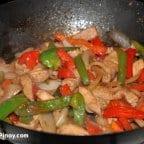Asian Chicken Stir Fry Recipe