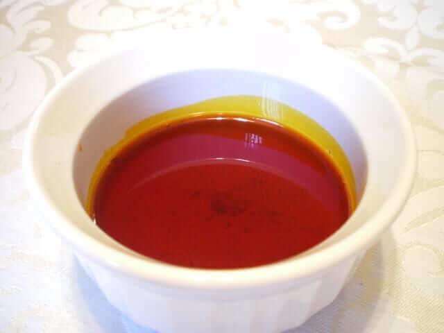 Atsuete-Oil