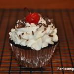 Black Forest Cupcake Recipe