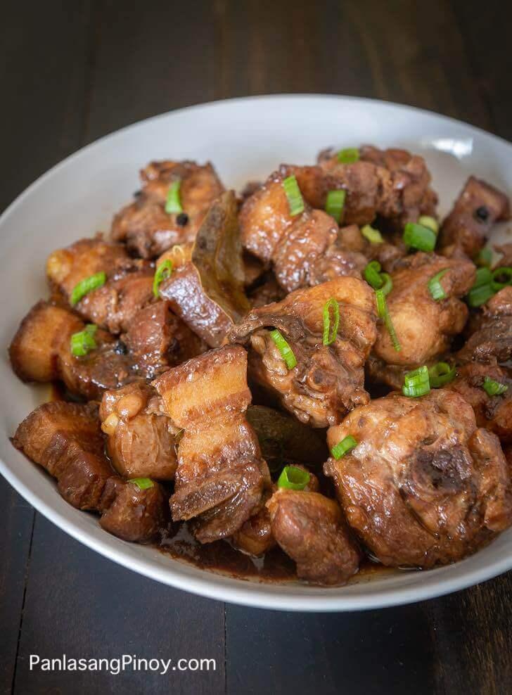 Chicken and Pork Adobo
