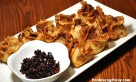 Deep Fried Siomai
