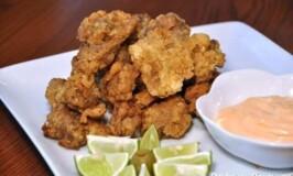 Fried Chicken Gizzard