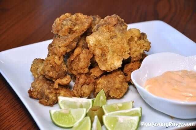 Fried-Chicken-Gizzards