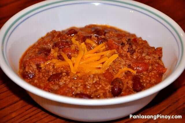 best game day chili recipe