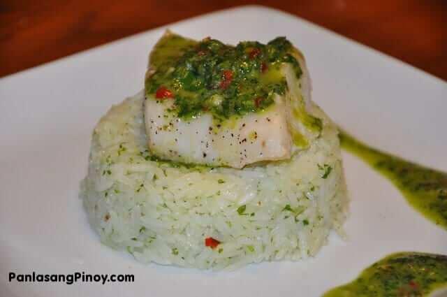 baked cilantro lime cod recipe
