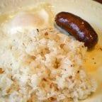 Longsilog: Something Heavy for Breakfast