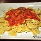 Bow Tie Pasta with Vodka Sauce Recipe